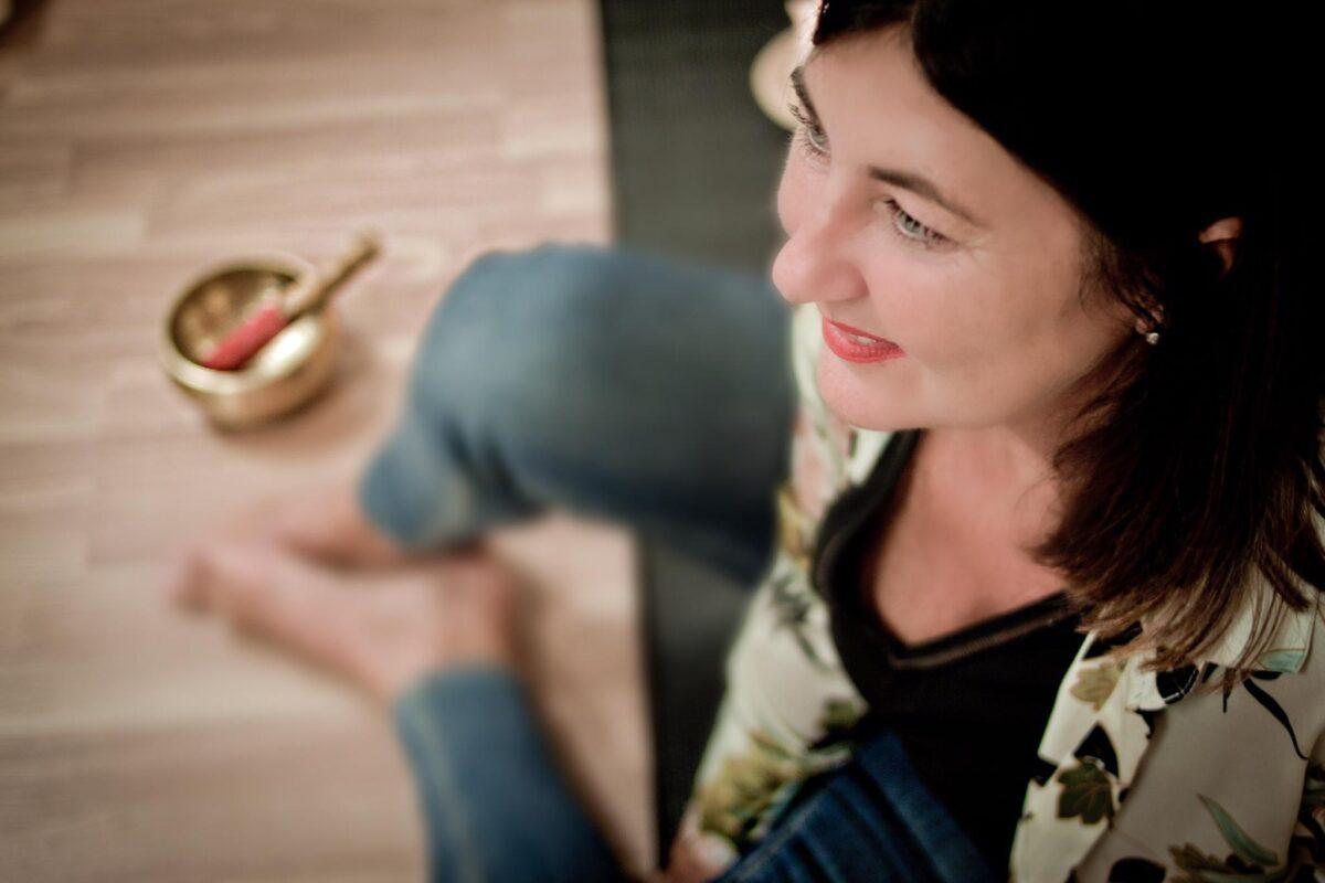 Amaia Urkiza, experta en mindfulness