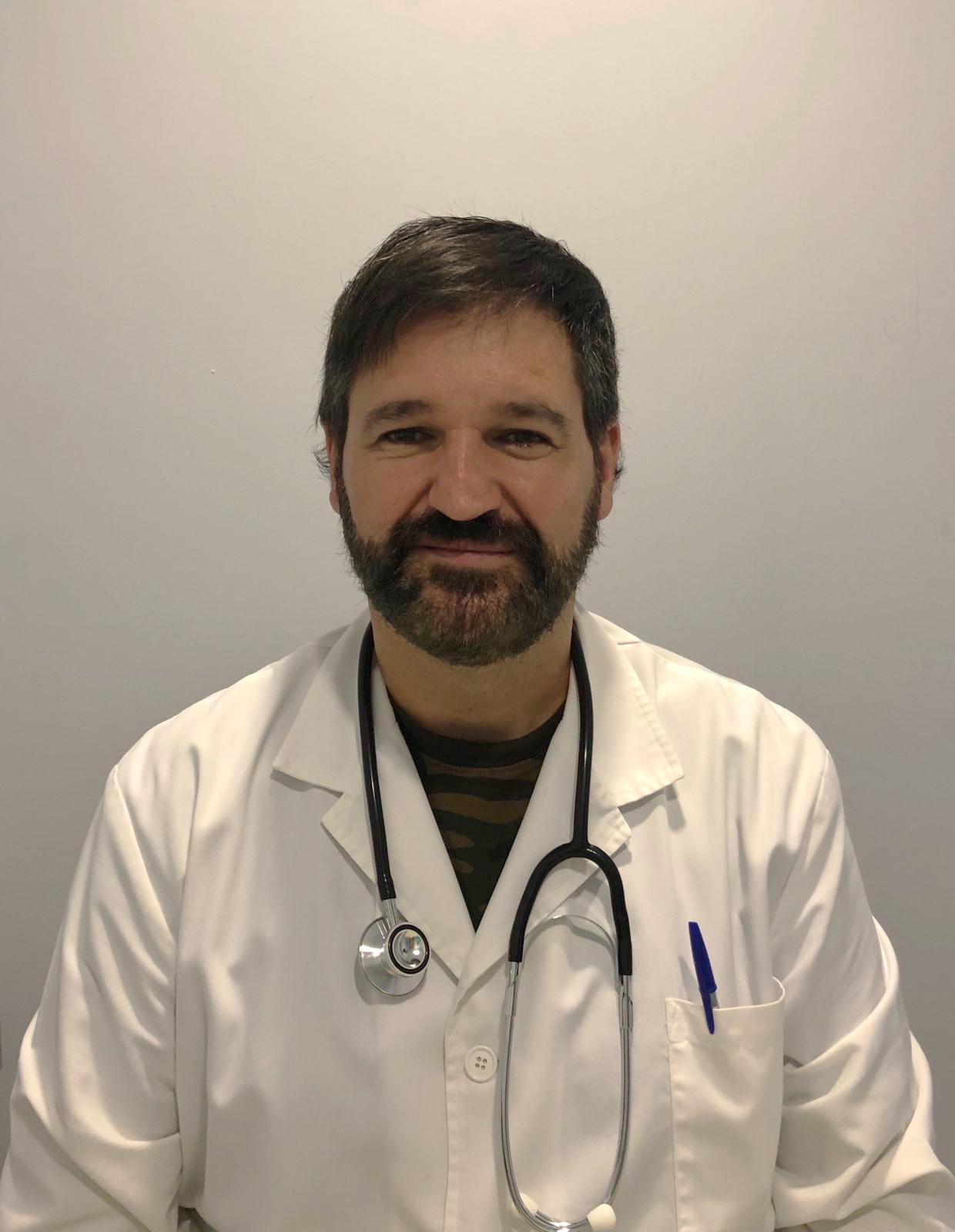 Doctor Xanti Arrizabalaga