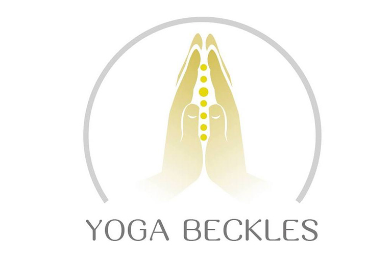 Yoga Beckles logo